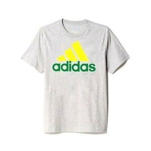 Adidas The Go To Tee Cotton Shirt CA9838